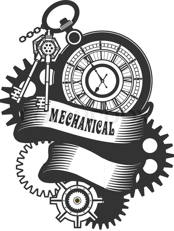 Steampunk Vector Art at GetDrawings com | Free for personal