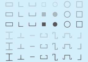 285x200 Beam Vector Icon Free Vector Graphic Art Free Download (Found