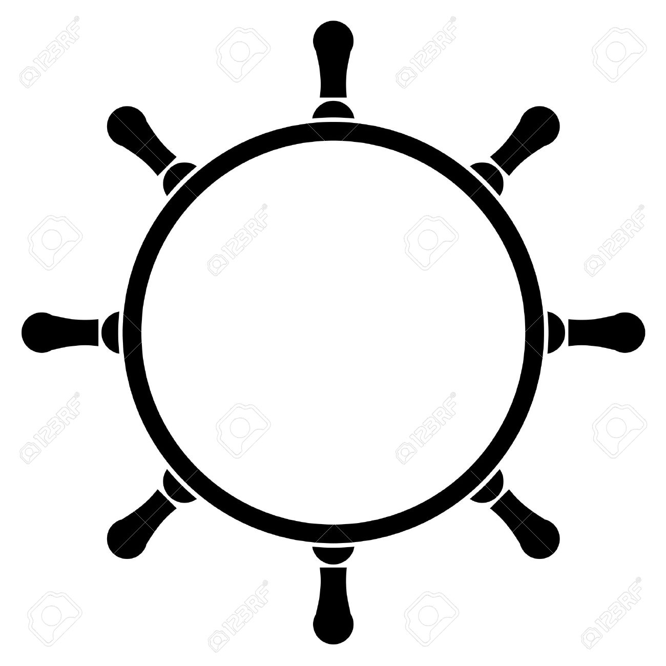 1300x1300 Collection Of Boat Steering Wheel Clipart High Quality, Free