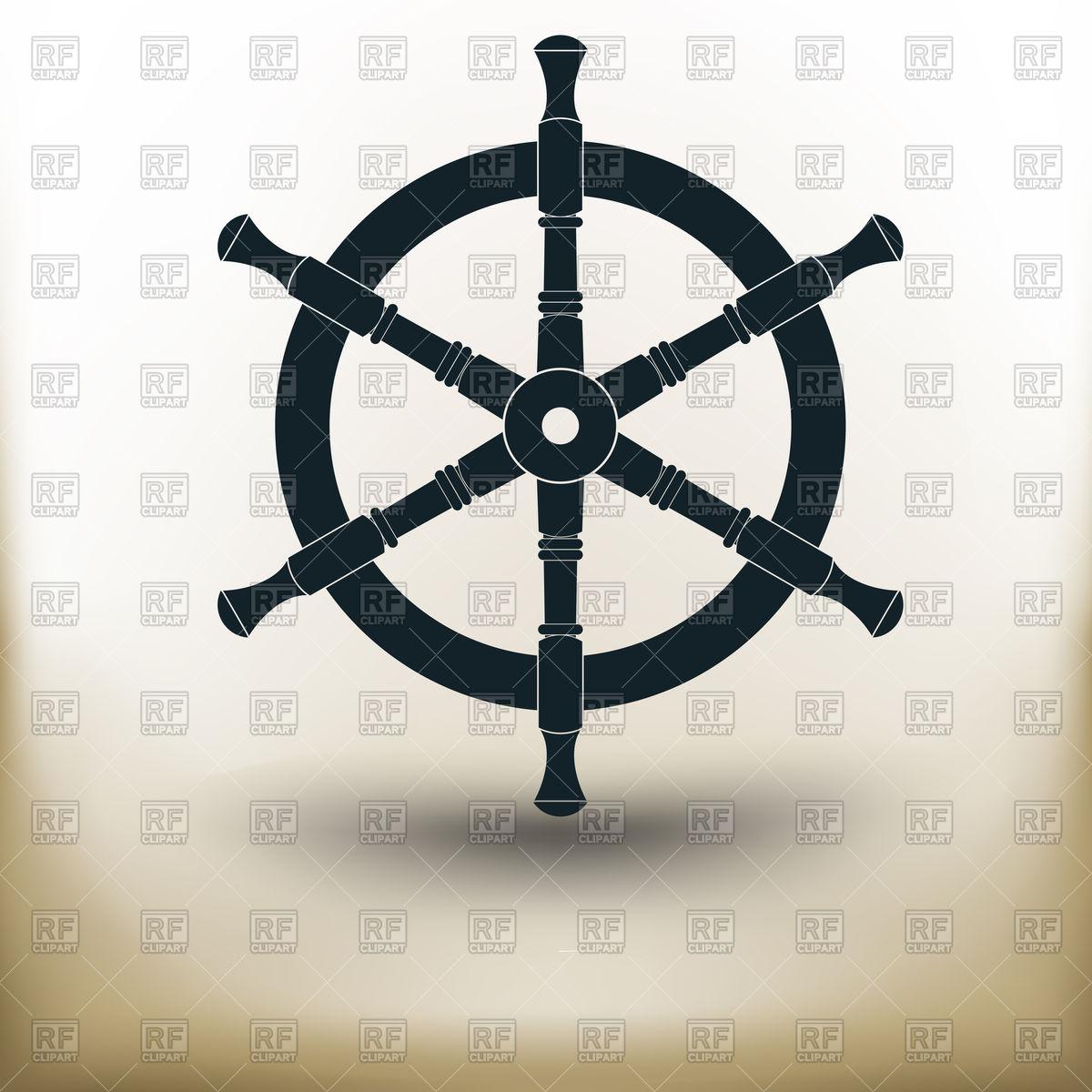 1200x1200 Steering Wheel Vector Image Vector Artwork Of Objects Sharpner