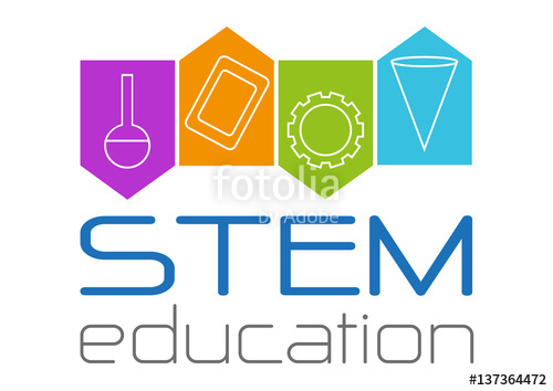 500x354 Stem Education Logo Stock Image And Royalty Free Vector Files On