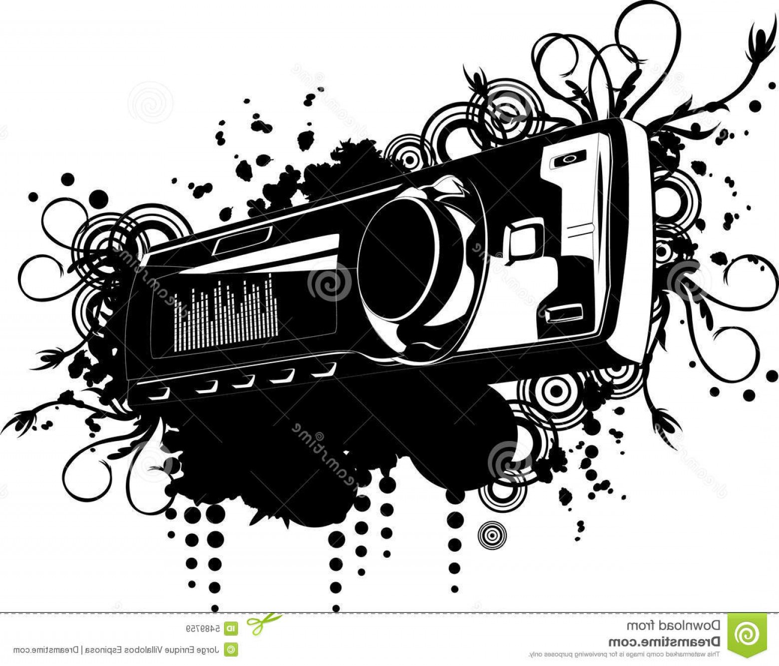 1560x1335 Royalty Free Stock Images Car Stereo Vector Image Geekchicpro