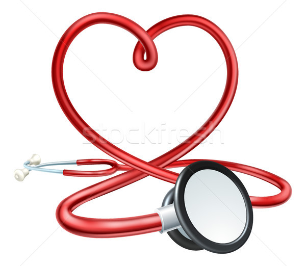 600x522 Stethoscope Heart Vector Illustration Christos Georghiou