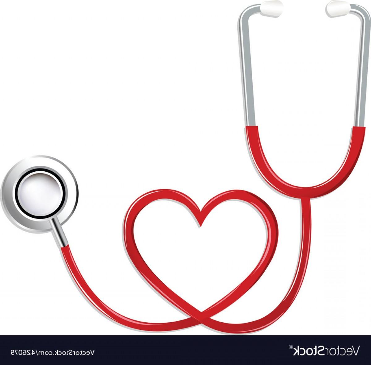 1200x1180 Stethoscope In Shape Of Heart Vector Lazttweet