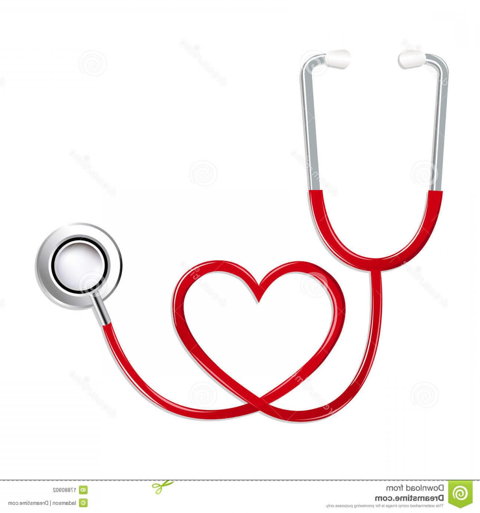 1560x1668 Stock Photography Stethoscope Shape Heart Vector Image Createmepink