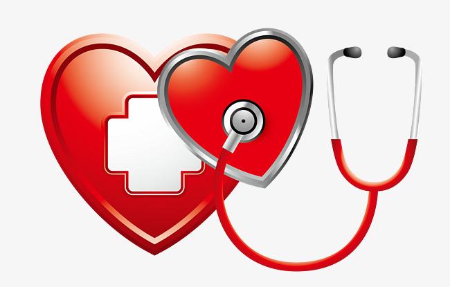 650x415 Vector Stethoscope Heart Material, Stethoscope Vector, Heart