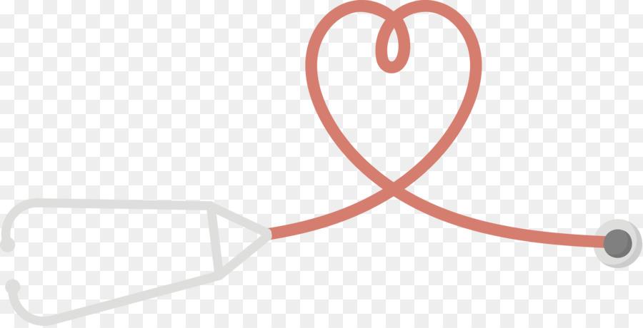 900x460 Heart Stethoscope Euclidean Vector