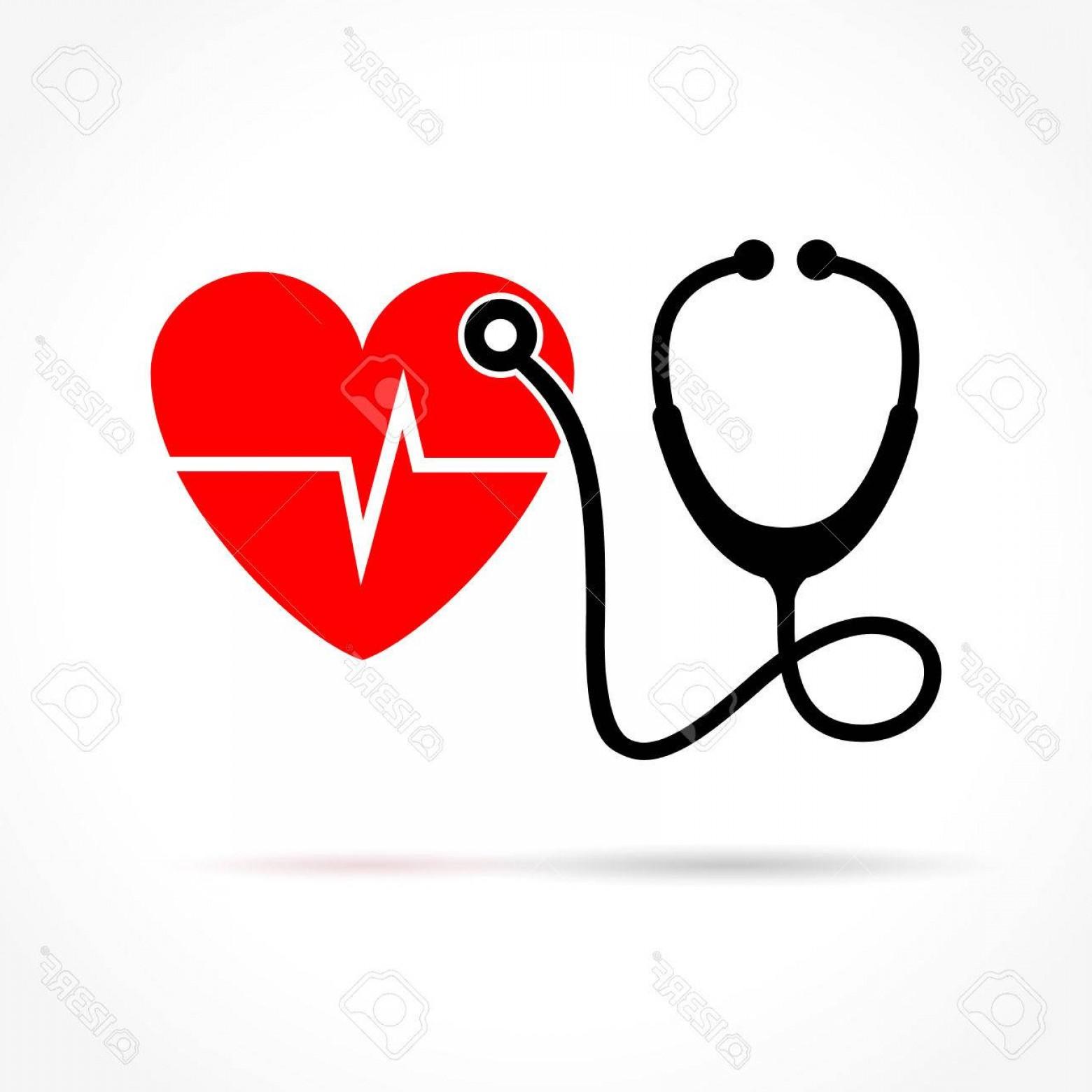 1560x1560 Black Heart Stethoscope Vector Geekchicpro