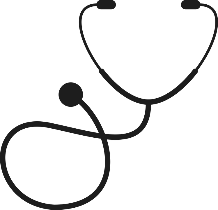 749x720 Collection Of Free Stethoscope Vector Doctor Equipment. Download