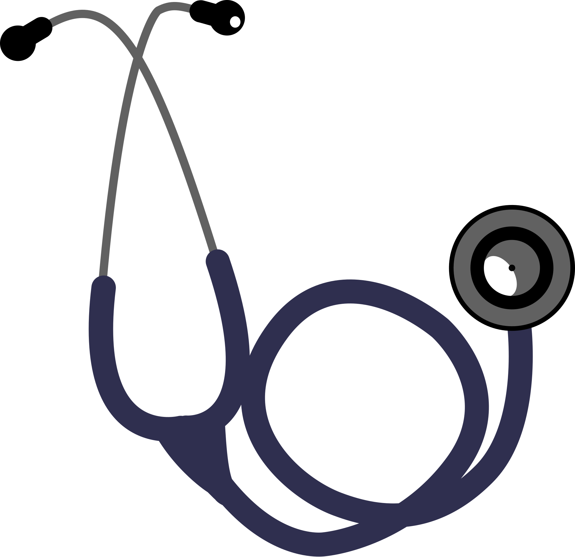 2000x1940 Collection Of Free Stethoscope Vector Circle. Download On Ubisafe