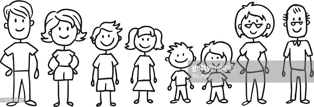 1024x351 Stick Family Group With Items