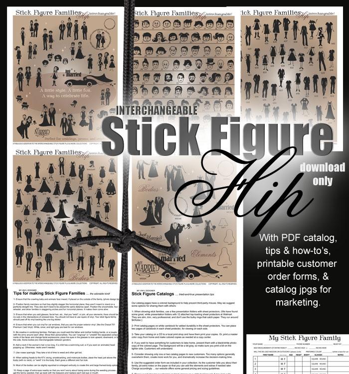 700x751 Stick Figure Families Vector Art In Graphics