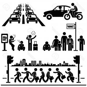 300x300 Photourban City Life Metropolitan Hectic Street Traffic Busy Rush