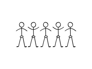 320x240 Stick People Photos, Royalty Free Images, Graphics, Vectors
