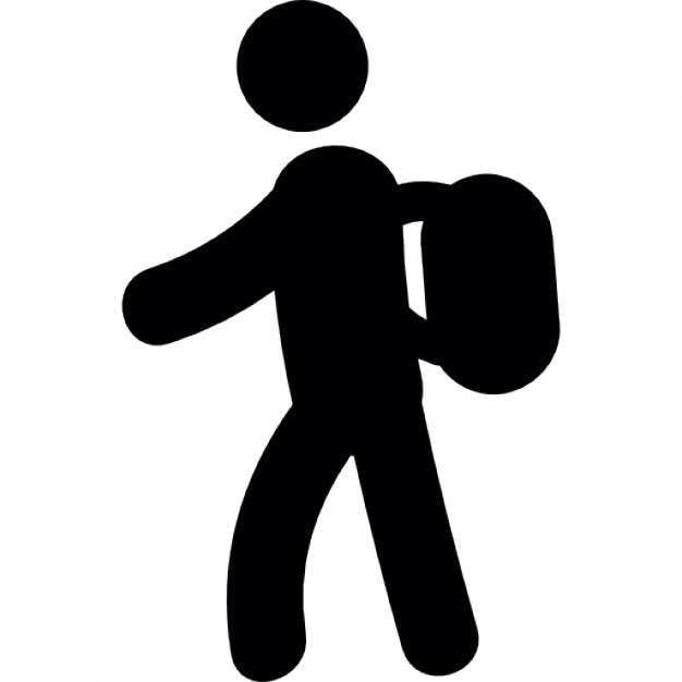 626x626 Free Walking Person Icon 259023 Download Walking Person Icon