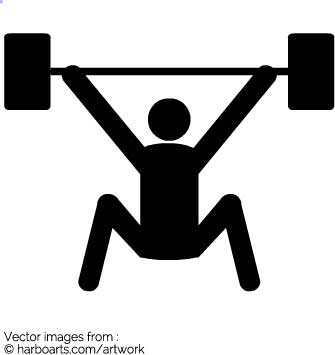 335x355 Download Weight Lifting Stickman