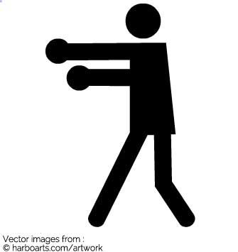 335x355 Download Boxing Stickman