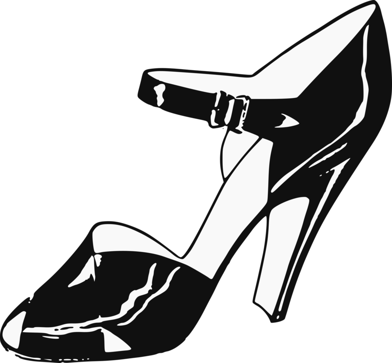808x750 Stiletto Vector Black ~ Frames ~ Illustrations ~ Hd Images ~ Photo
