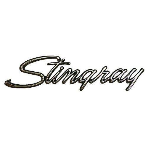 Stingray Logo Vector