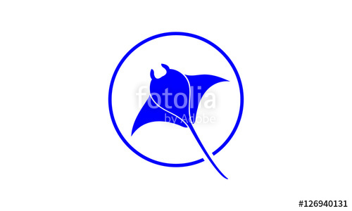500x300 Stingray Vector Stock Image And Royalty Free Vector Files On