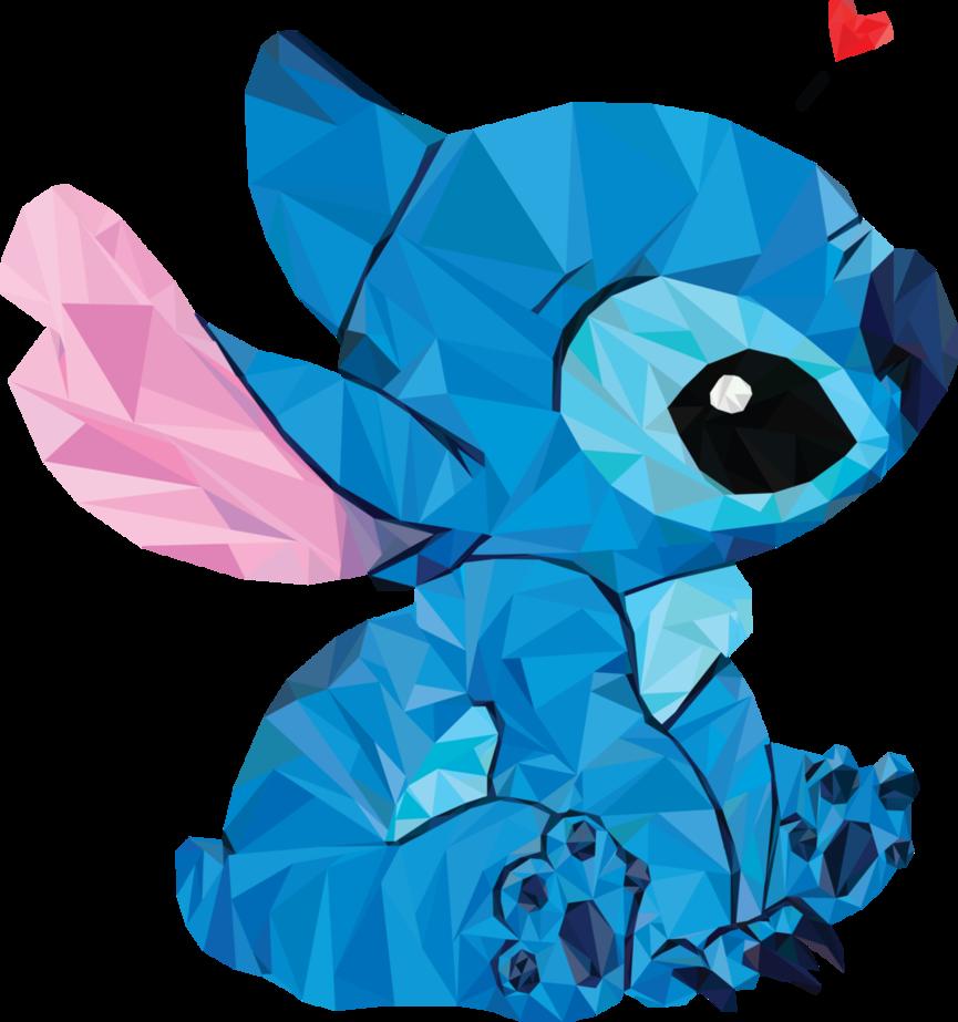 865x923 Stitch Vector