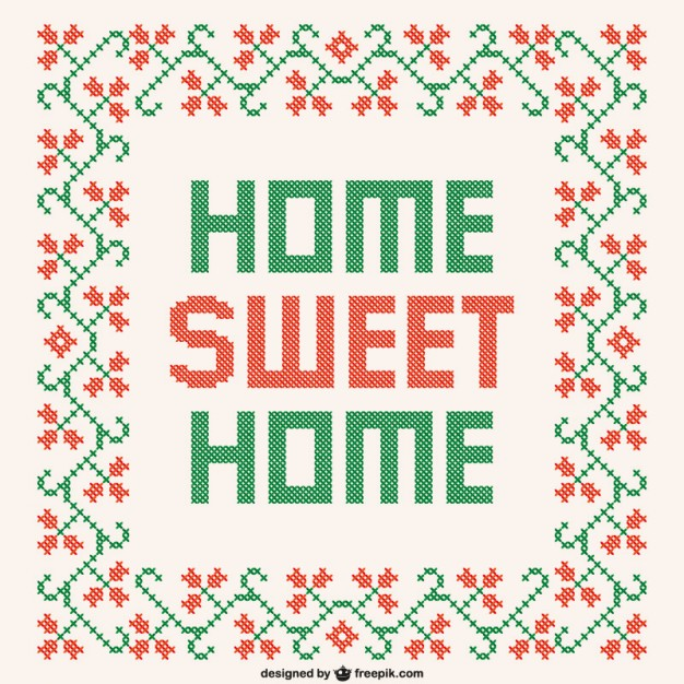 626x626 Cross Stitch Pattern Vector Vector Free Download