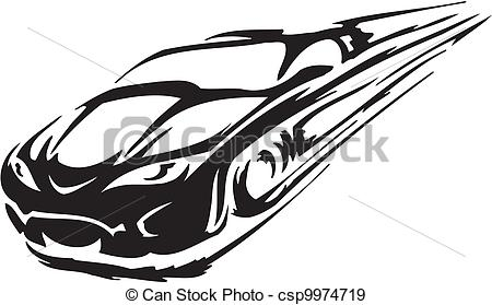 450x279 Tribal Clipart Race Car ~ Frames ~ Illustrations ~ Hd Images