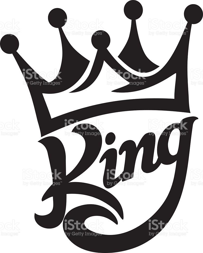 824x1024 Crown King Clip Art