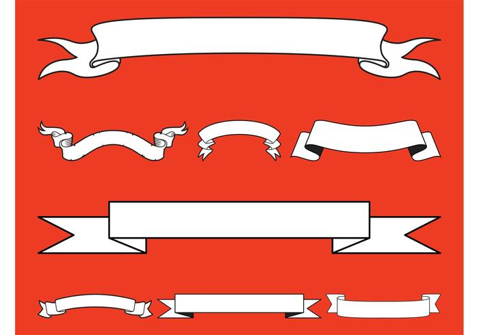 700x490 Free Vector Banner Ribbon Generic Vector Banners Download Free