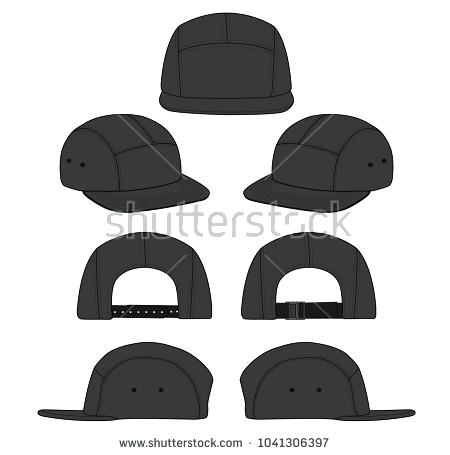 450x455 Hat Template Download Free Vector Art Stock Graphics Images