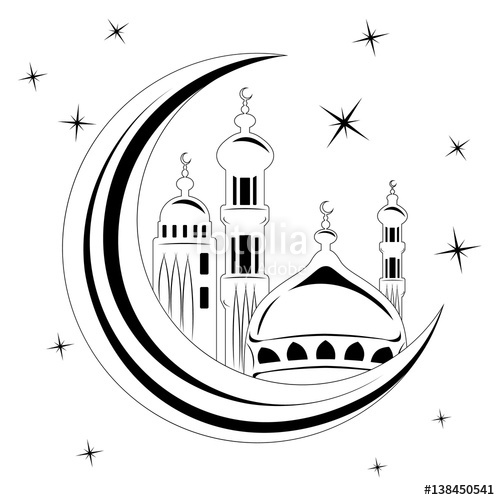 500x500 Mosque Vector ,mosque Icon. Mosque Icon Vector. Mosque Icon Art