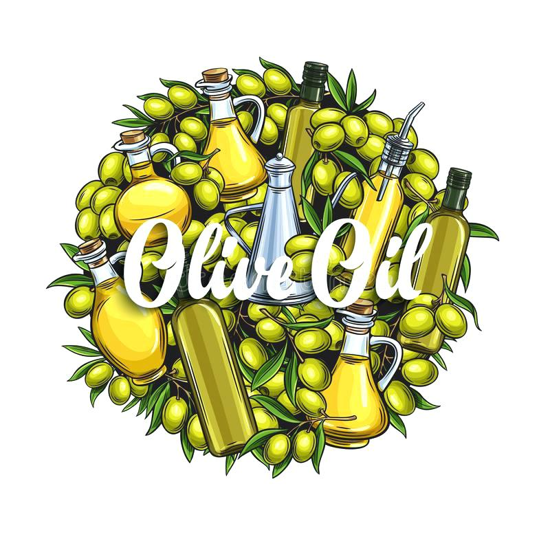 800x784 Banner Template Olive Oil Stock Vector Illustration Of Youtube Png