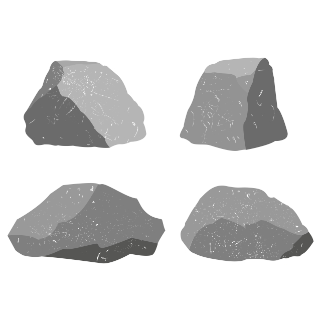 640x640 Stone Vector, Png, Stone, Rock Png And Vector For Free Download