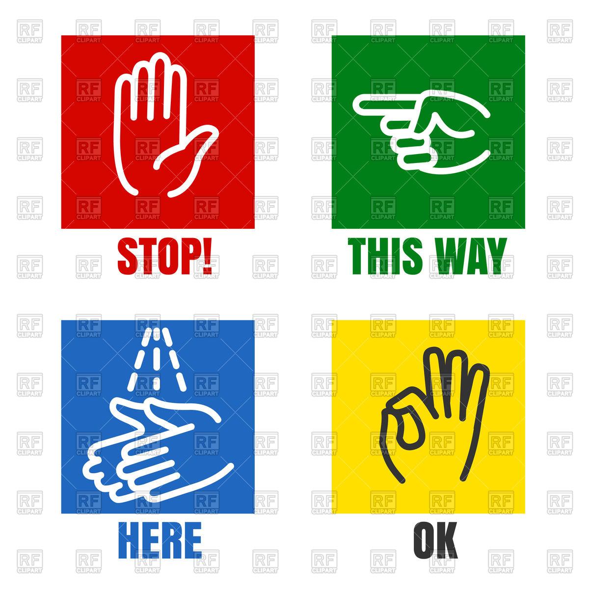 1200x1200 Hands Signs