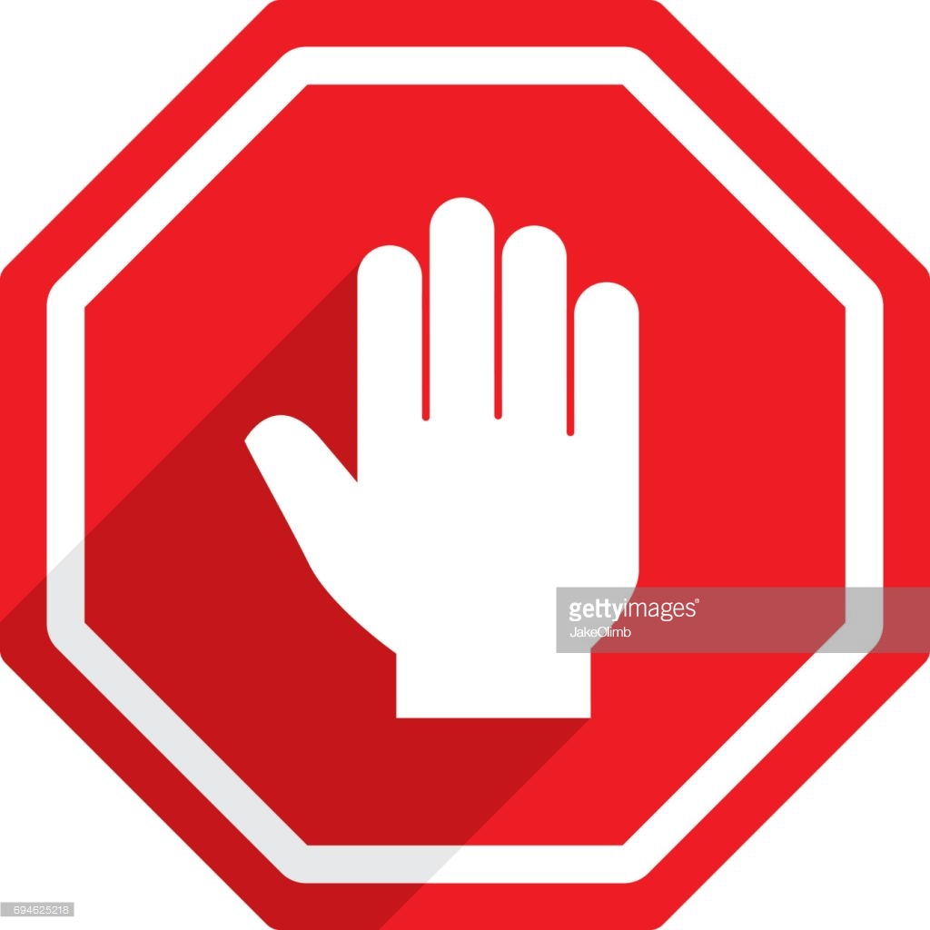 1024x1024 Free Stop Hand Icon 40407 Download Stop Hand Icon