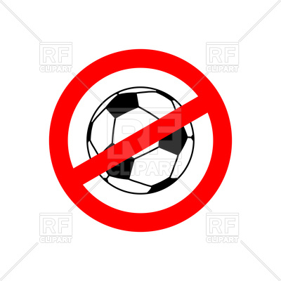400x400 Stop Sign Vector Free Download Warning Sign Stop Sign With Soccer