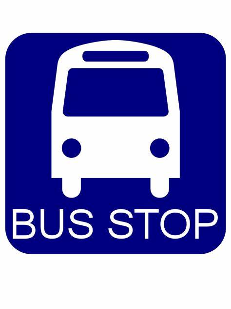 474x632 Bus Stop Icon Vector. Bus Stop Free Images At Hasshe