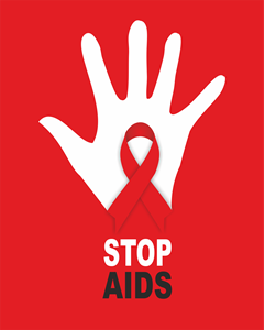 240x300 Stop Aids Logo Vector (.cdr) Free Download