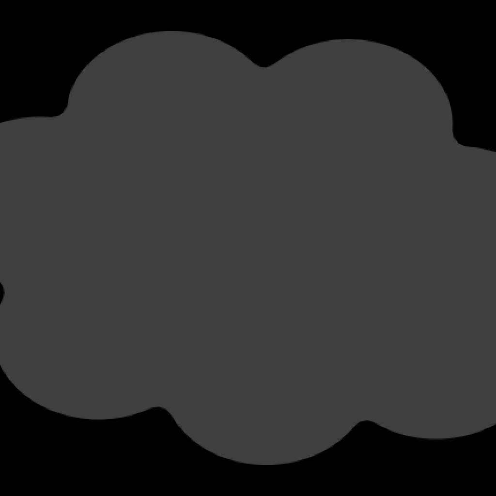 1024x1024 Storm Cloud Clipart Dark Clip Art At Clker Vector Online Free 1024