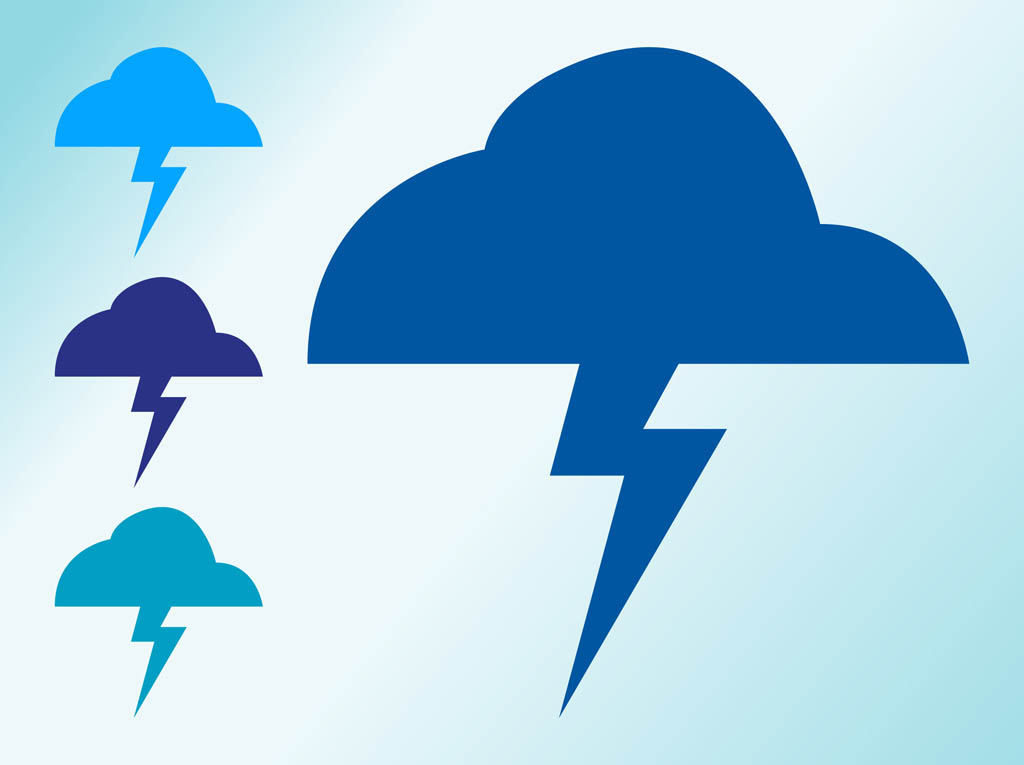 1024x765 Thunder Clouds Free Vectors Ui Download
