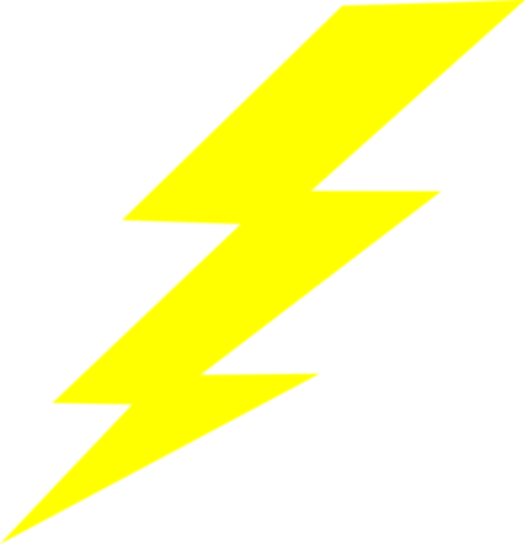 580x600 Storm Lightning Bolt Md Free Images