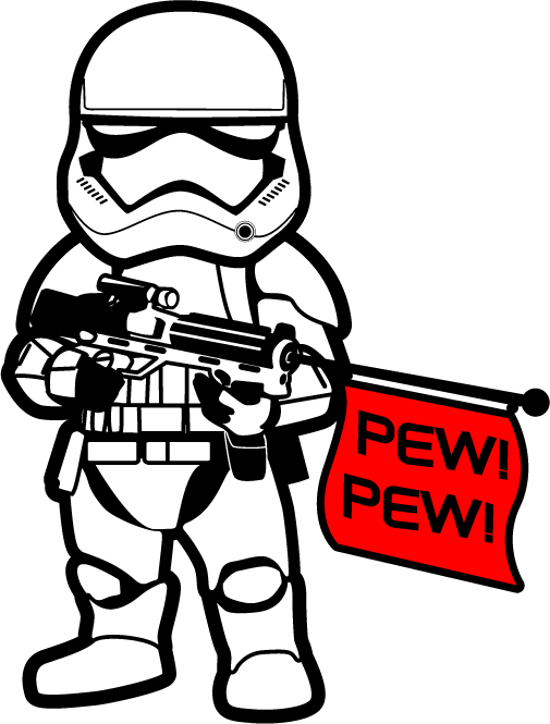 505x665 Collection Of Free Stormtrooper Vector Dance. Download On Ubisafe
