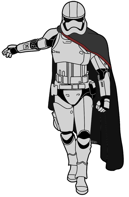 450x684 Star Wars Stormtrooper Vector Free Stock