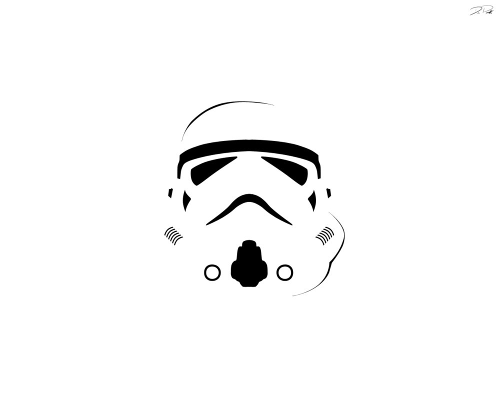 1000x800 Stormtrooper By Preci