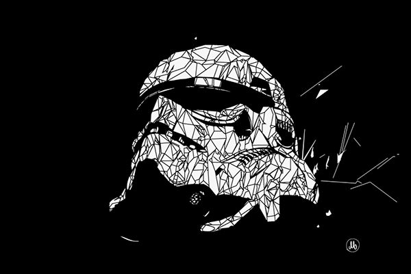 600x401 Stormtrooper T Shirt On Student Show