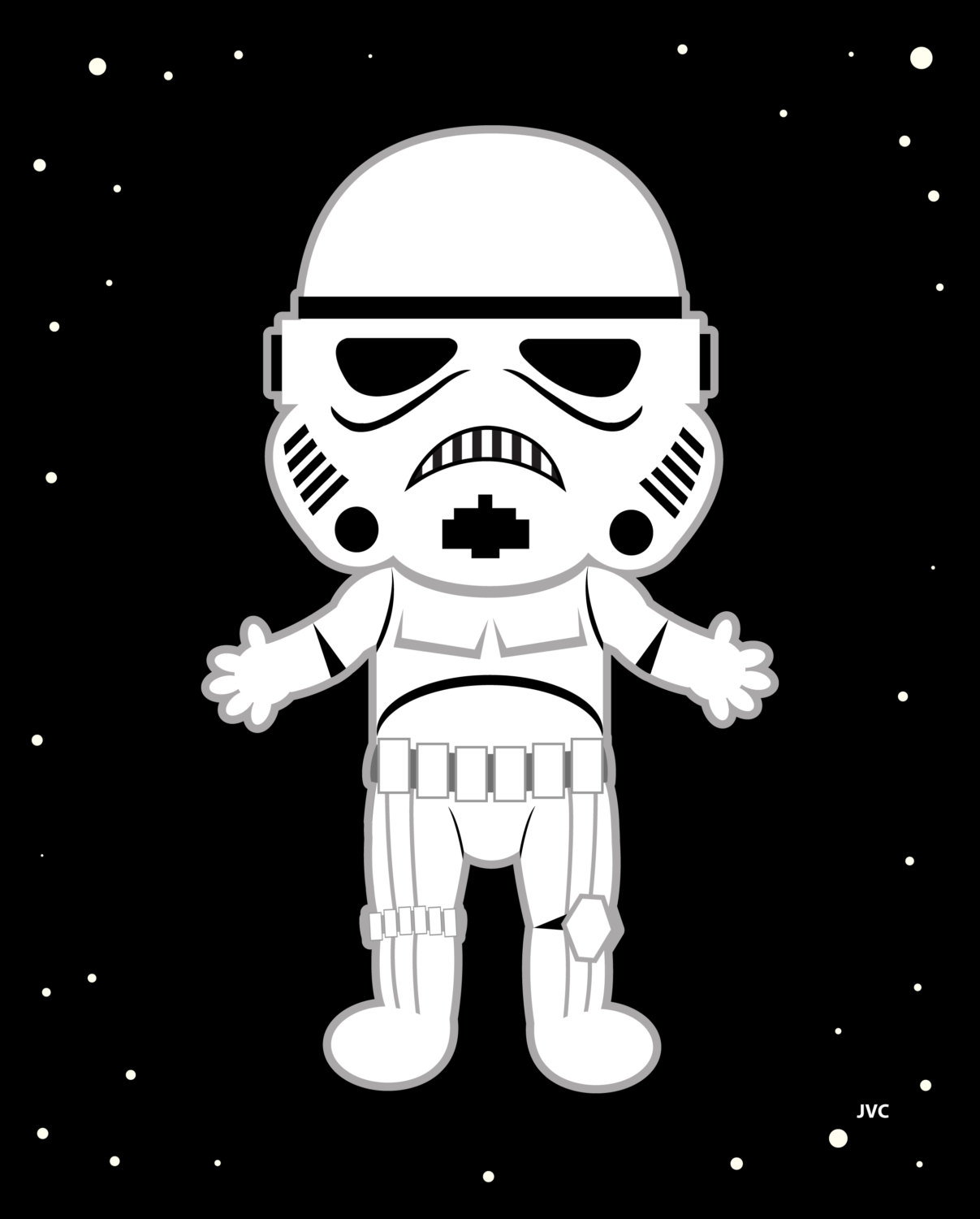 1207x1500 Stormtrooper Clipart Baby ~ Frames ~ Illustrations ~ Hd Images