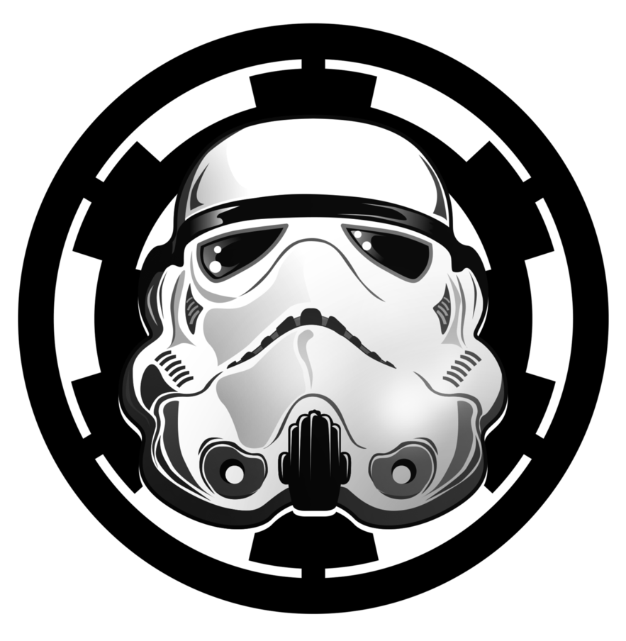 883x904 Collection Of Free Stormtrooper Vector Body. Download On Ubisafe