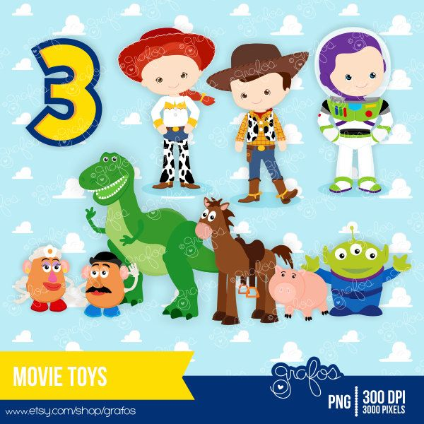 600x600 Toy Story Clipart Vector Free Collection Download And Share Toy