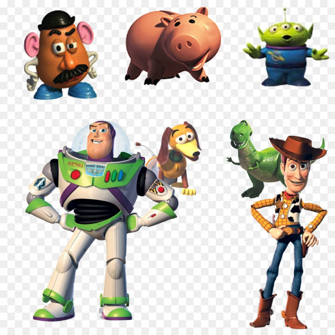 1080x1080 Toy Story Vector Arenawp