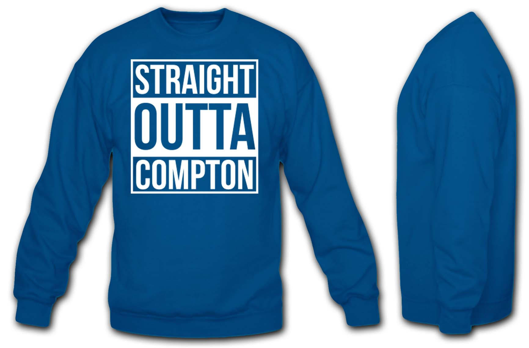 1732x1138 Straight Outta Compton Sweatshirt From Teee Shop Sweatshirt